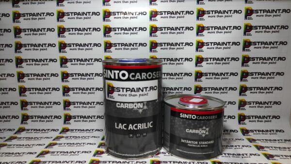 Lac acrilic hs carbon Sinto 1 L