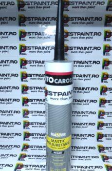 Mastic poliuretanic pentru caroserii auto negru Sinto 310 ml