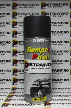 Spray auto bumper paint negru 400 ml
